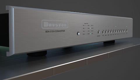 Bryston BDA-3 Digital to Analog Converter