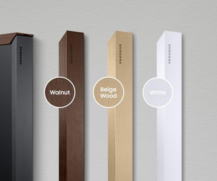 Samsung Frame TV Frame Options