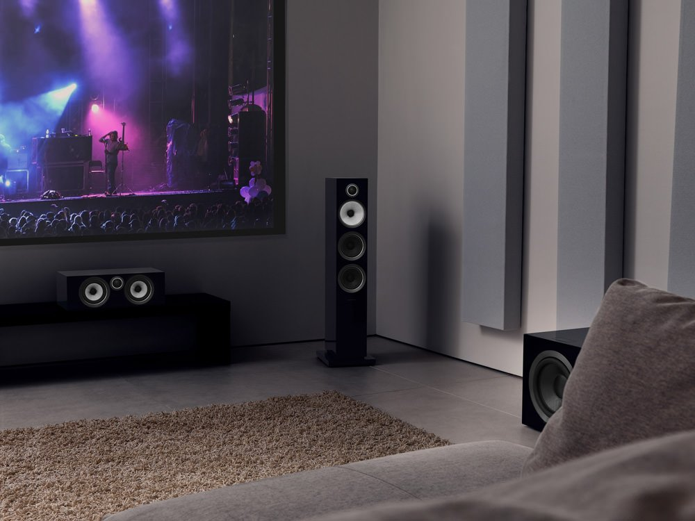 Bowers and Wilkins 704 Home Cinema