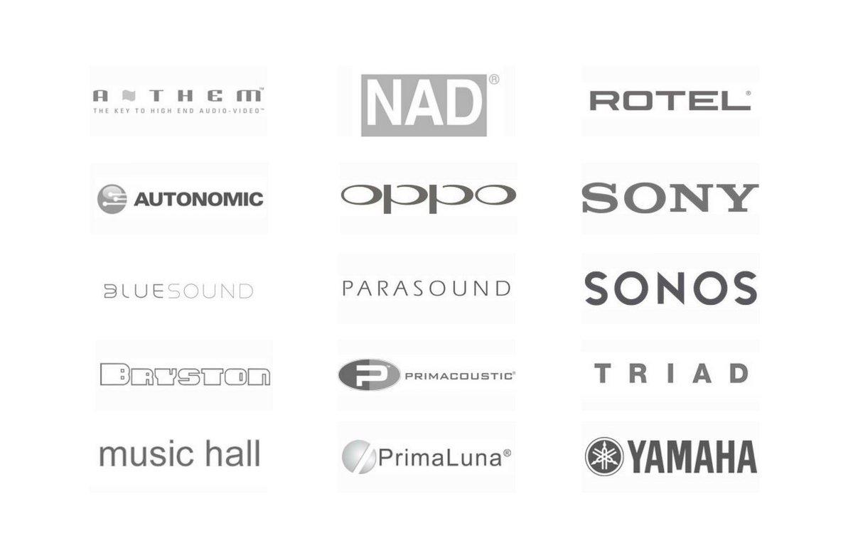 DescoAV Brands AV Components