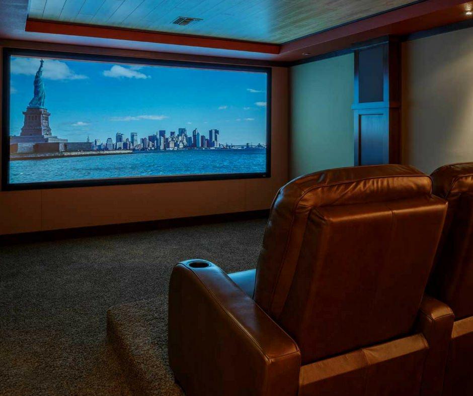 DescoAV Dolby Atmos Theater Screen