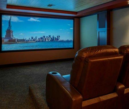 DescoAV Dolby Atmos Theater