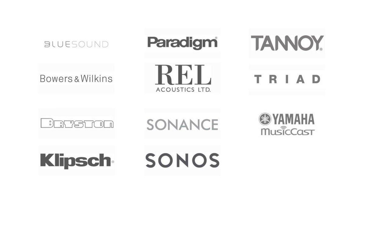 DescoAV Brands Speakers